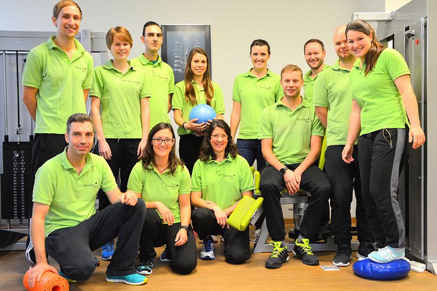 TheraVent aktiv - Team Physiotherapie